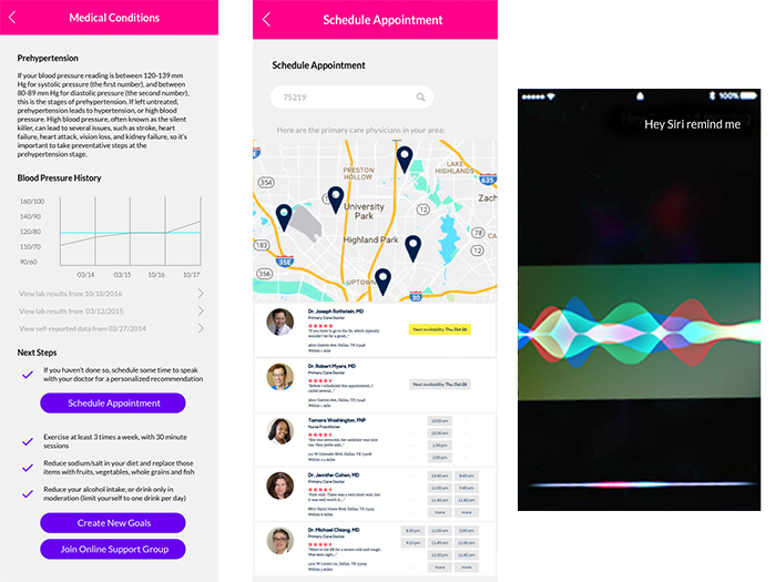 Next stages of mobile app